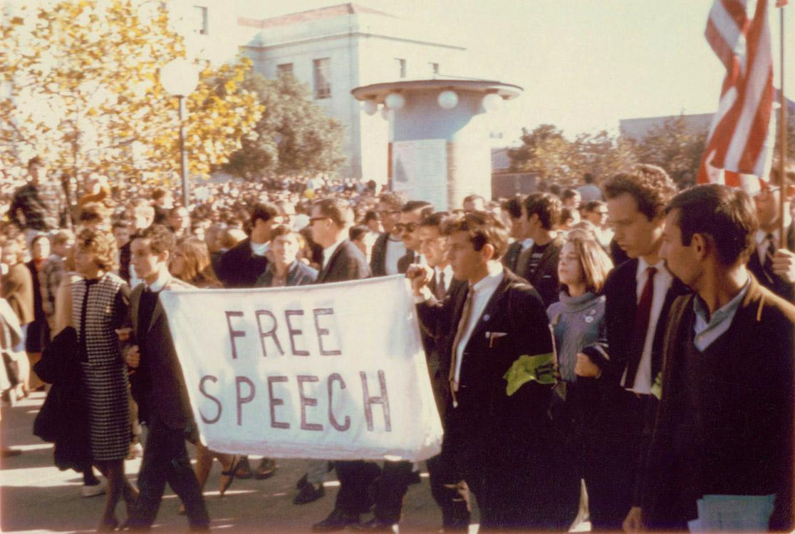 FSM pix of Berkeley demonstration